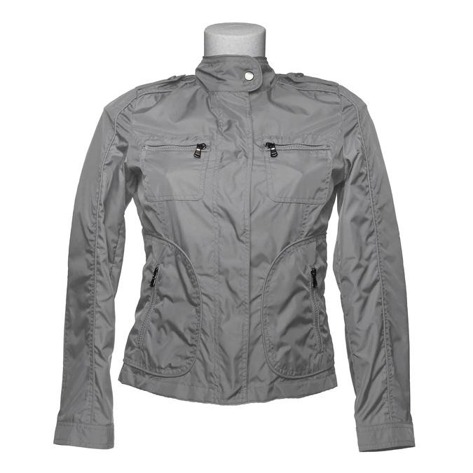 Praktická dámska bunda bata, šedá, 979-2466 - 13