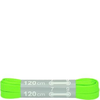 Farebné šnúrky bata, zelená, 999-7266 - 13