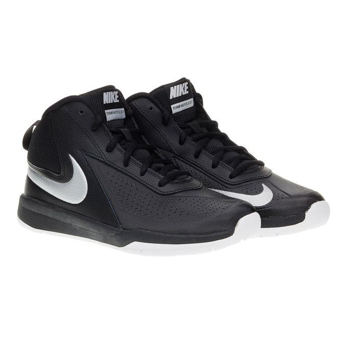 Detská obuv nike, čierna, 401-6177 - 26
