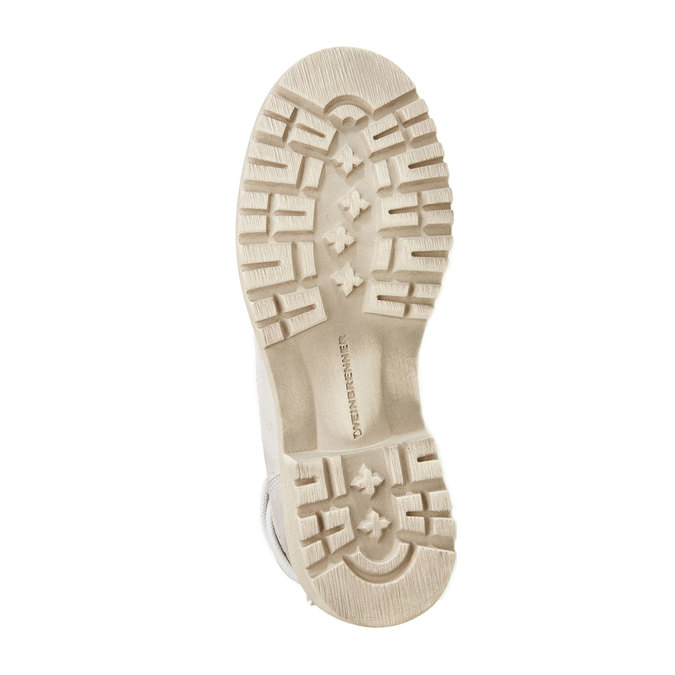 Kožené členkové topánky weinbrenner, šedá, 594-2138 - 26