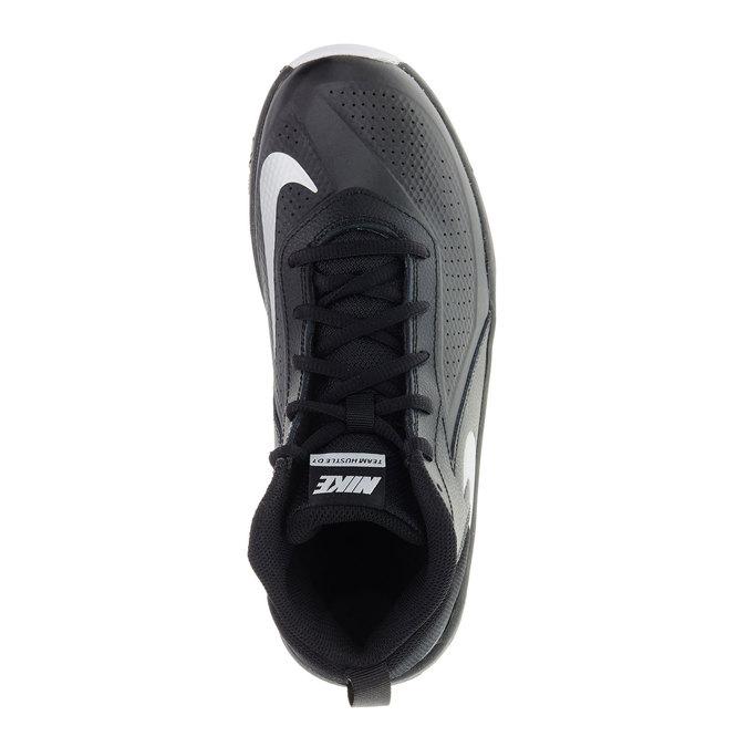 Detská obuv nike, čierna, 401-6177 - 19