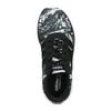 Dámske športové tenisky s potlačou adidas, čierna, 509-6535 - 19