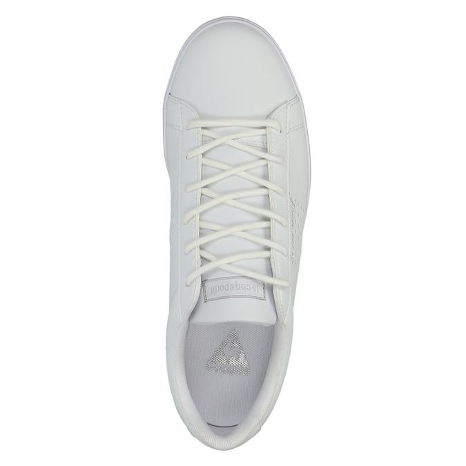 Dámske biele tenisky le-coq-sportif, biela, 501-1438 - 19