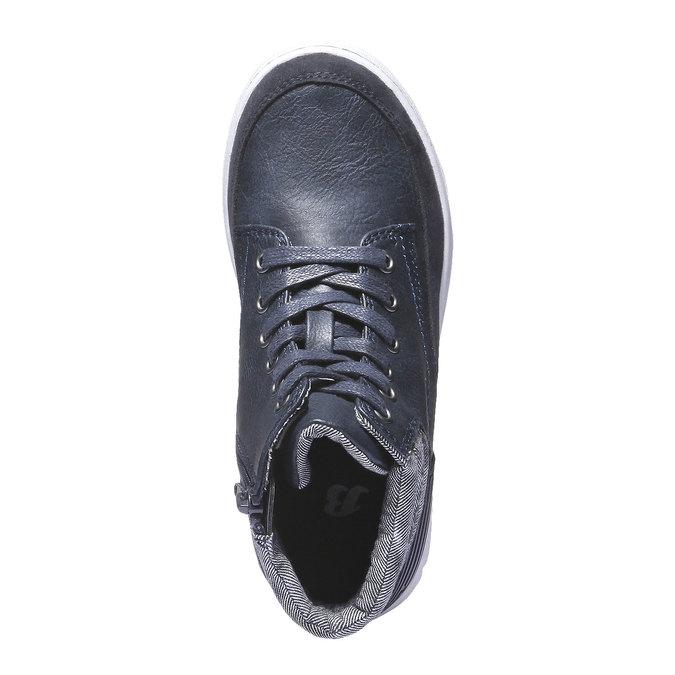 Farebné tenisky mini-b, modrá, 391-9194 - 19