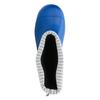 Detské modré gumáky mini-b, modrá, 292-9200 - 19