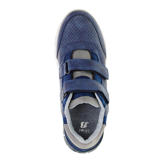 Detské tenisky mini-b, modrá, 311-9192 - 19