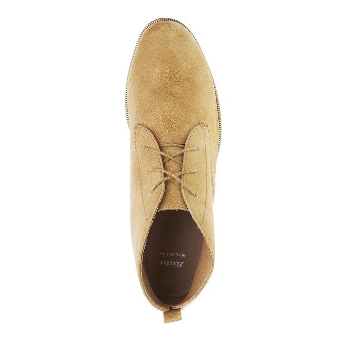 Členkové poltopánky bata, hnedá, 591-4132 - 19