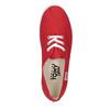 Červené dámske tenisky tomy-takkies, červená, 519-5691 - 19