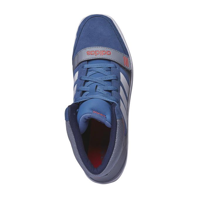 Pánske členkové tenisky adidas, modrá, 803-9151 - 19