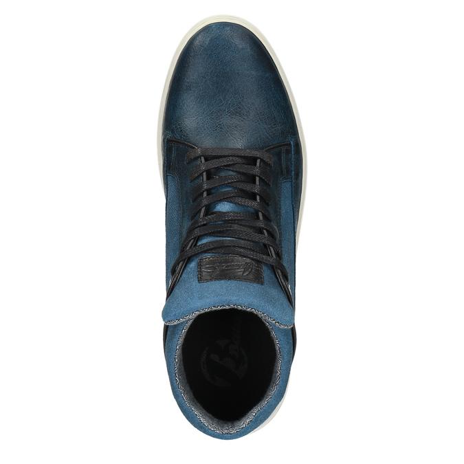 Pánske tenisky bata, modrá, 844-9624 - 19