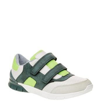 Detské tenisky mini-b, zelená, 311-7192 - 13
