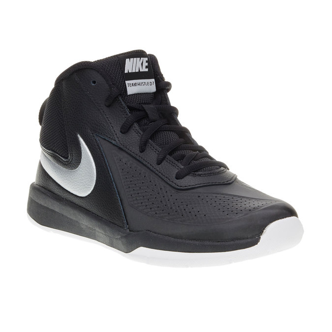 Detská obuv nike, čierna, 401-6177 - 13