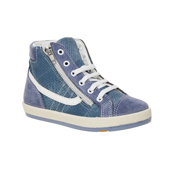 Detské členkové tenisky flexible, modrá, 311-9194 - 13