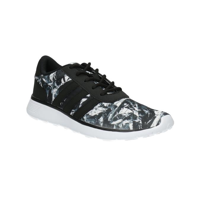 Dámske športové tenisky s potlačou adidas, čierna, 509-6535 - 13