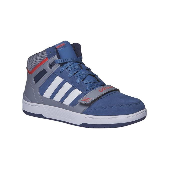 Pánske členkové tenisky adidas, modrá, 803-9151 - 13