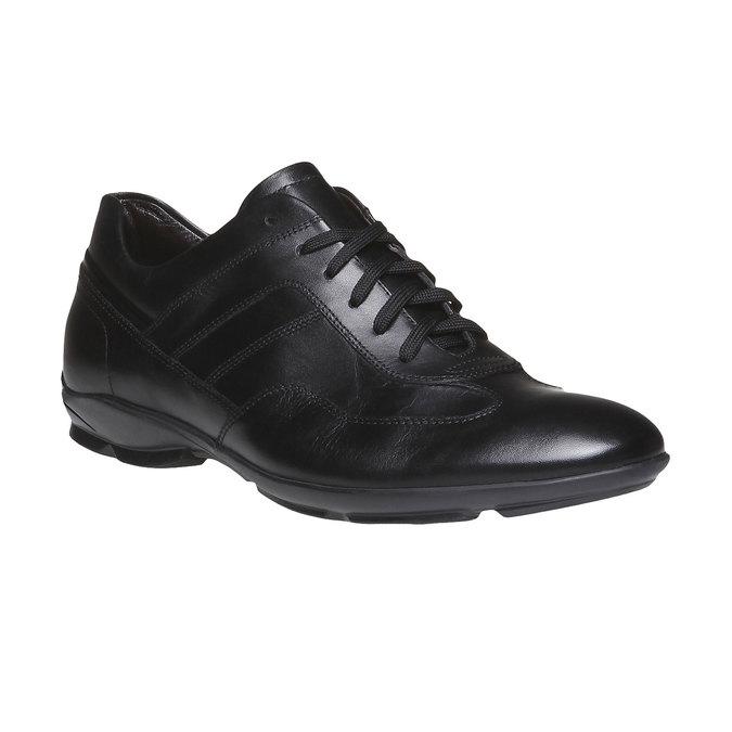 Šnurovacia obuv Giorgio bata, čierna, 824-6988 - 13