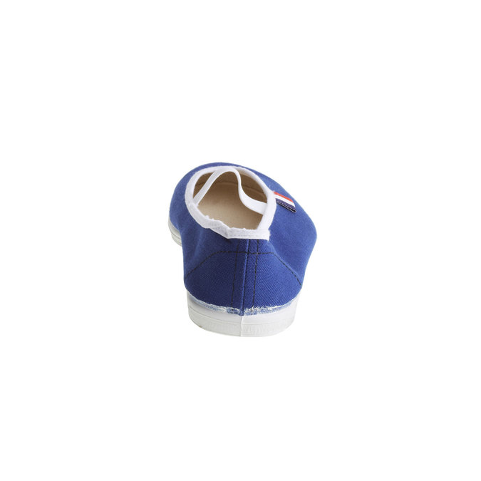 Detské cvičky bata, modrá, 379-9100 - 17