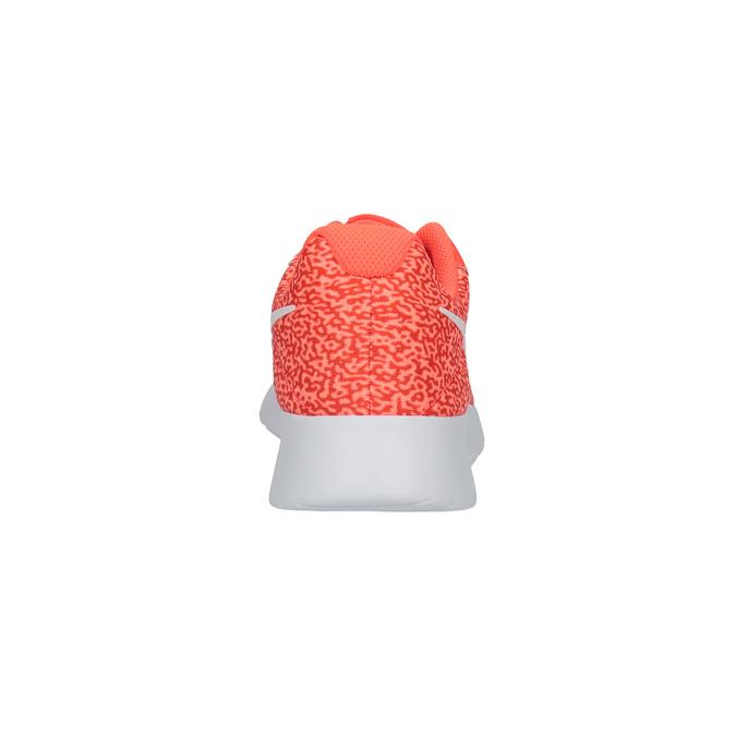 Dámske tenisky v športovom štýle nike, oranžová, 509-5457 - 17