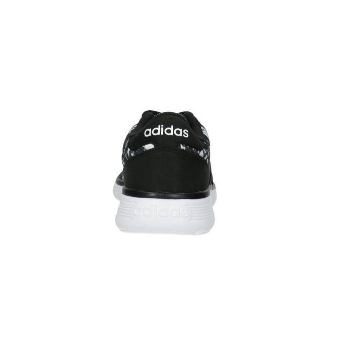 Dámske športové tenisky s potlačou adidas, čierna, 509-6535 - 17