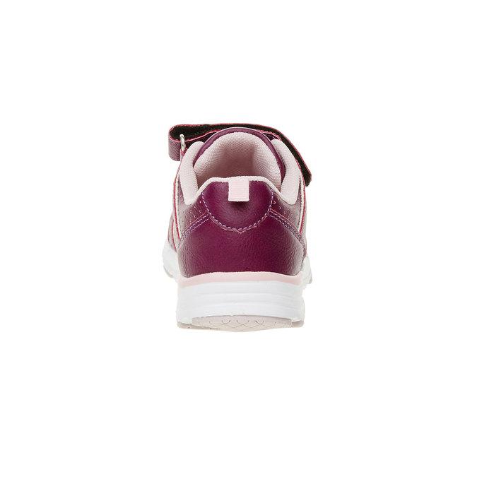 Dievčenské športové tenisky mini-b, fialová, 321-9185 - 17