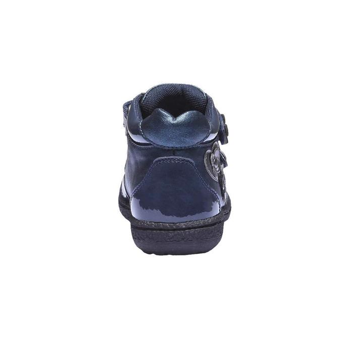 Farebné tenisky mini-b, modrá, 221-9141 - 17