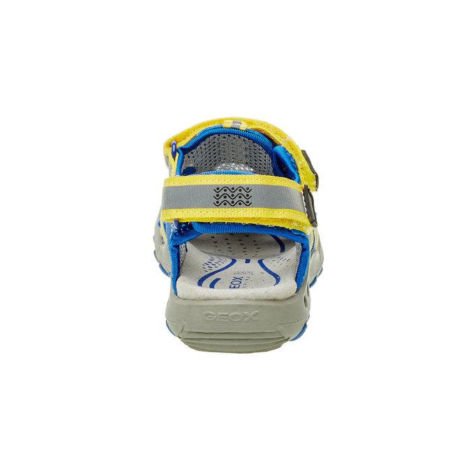 Detské sandále geox, modrá, 361-9105 - 17