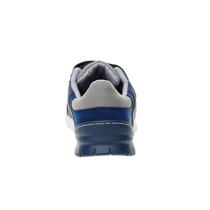 Detské tenisky mini-b, modrá, 311-9192 - 17