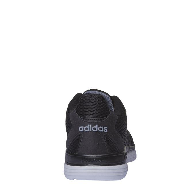 Pánske športové tenisky adidas, čierna, 809-6117 - 17