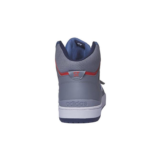 Pánske členkové tenisky adidas, modrá, 803-9151 - 17