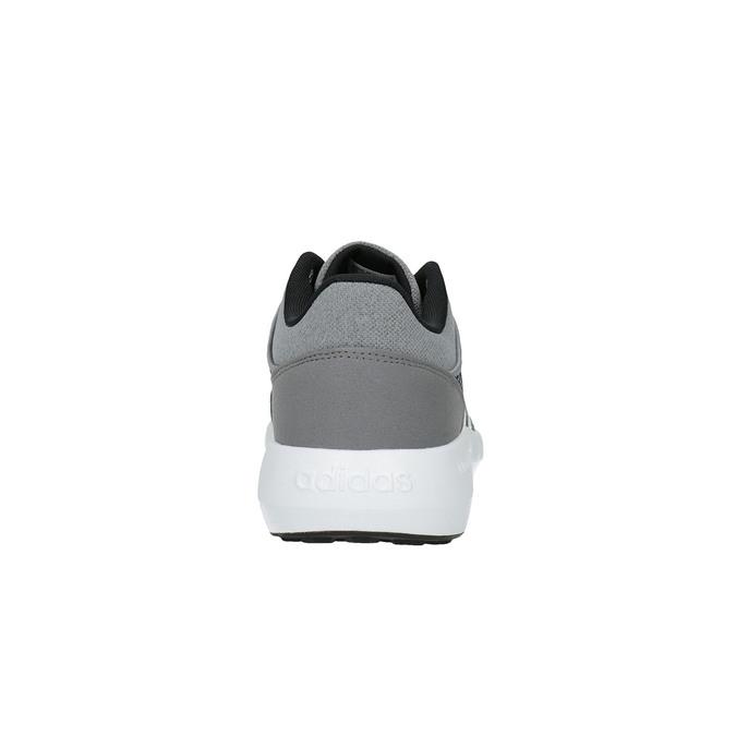 Pánske tenisky adidas, šedá, 809-2822 - 17