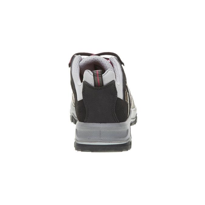 Kožené Outdoor topánky, šedá, 543-2208 - 17