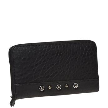 Dámska peňaženka bata, čierna, 941-6102 - 13