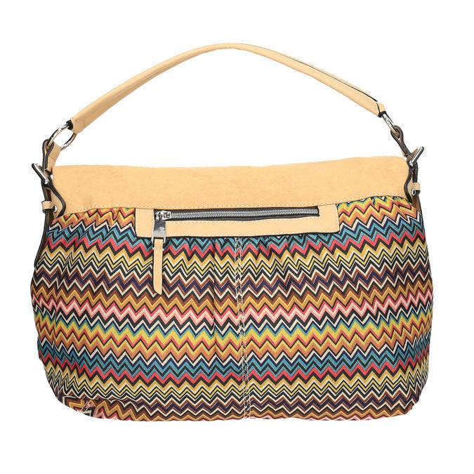 Dámska kabelka bata, béžová, 969-8402 - 26