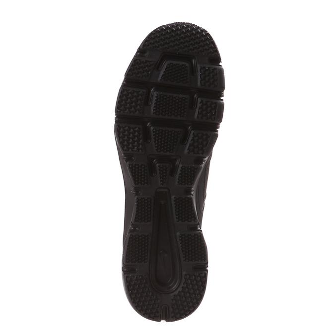 Športové kožené tenisky nike, čierna, 804-6572 - 18