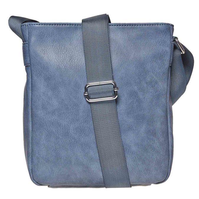 Pánska Crossbody taška bata, modrá, 961-9783 - 26