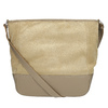 Kožená kabelka s nastaviteľným popruhom weinbrenner, béžová, 963-8190 - 26