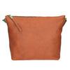 Kožená Crossbody kabelka weinbrenner, hnedá, 964-3201 - 26