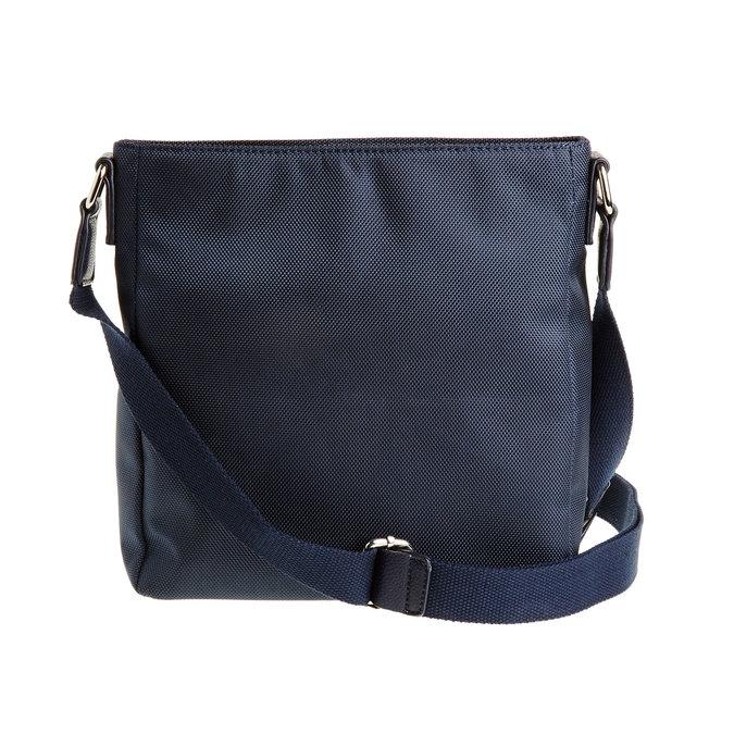 Pánska Crossbody taška bata, modrá, 969-9324 - 26
