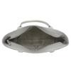 Kožená shopper kabelka bata, šedá, 964-2191 - 15