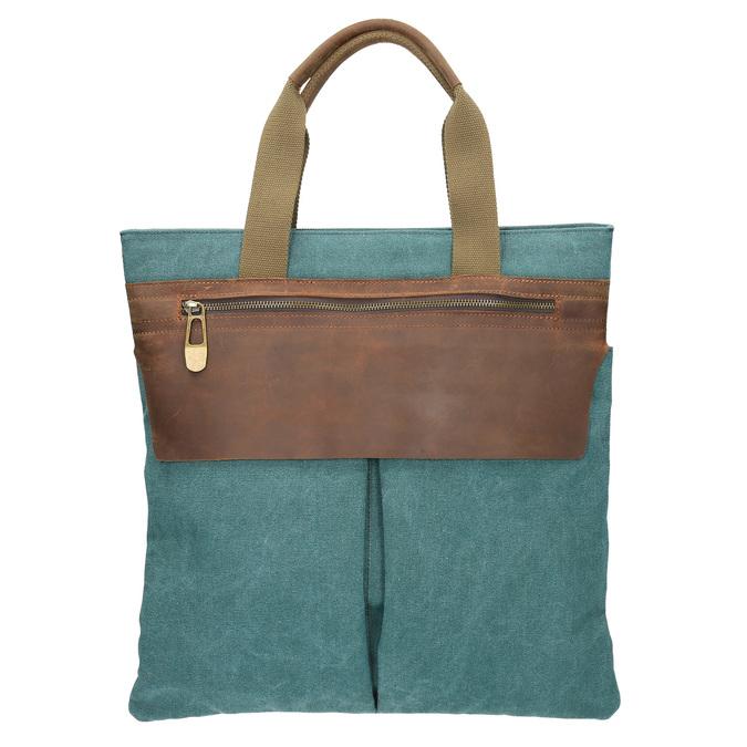 Textilná kabelka s popruhom weinbrenner, 969-9621 - 19