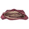 Vínová kabelka s dlhým uchom bata, červená, 961-5600 - 15