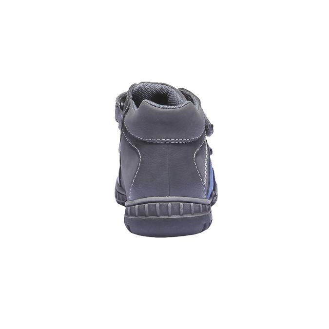 Detská obuv mini-b, šedá, 291-2136 - 17