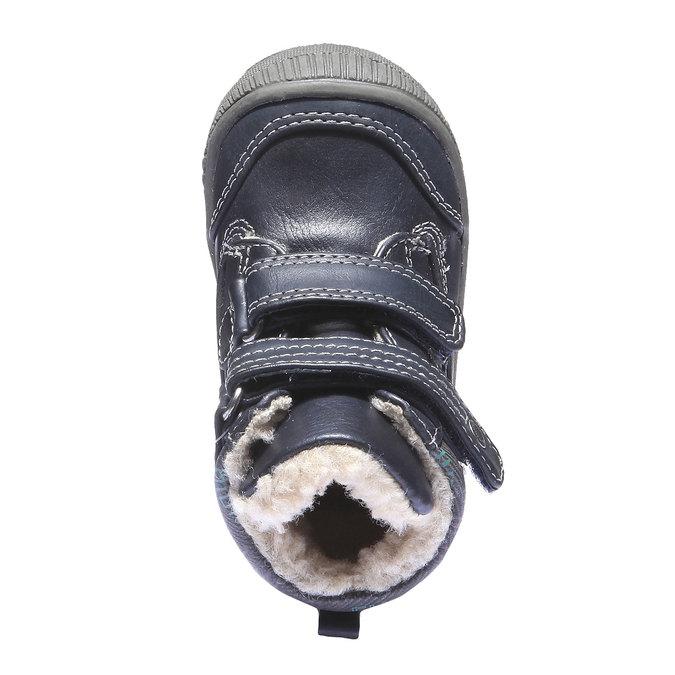 Detská obuv mini-b, modrá, 111-9103 - 19