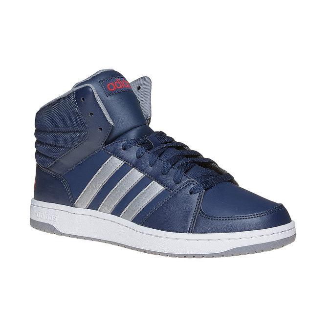 Pánske členkové tenisky adidas, modrá, 801-9240 - 13