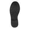 Detská členková obuv so strapcom mini-b, čierna, 391-6266 - 26