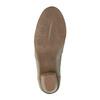Kožená členková obuv bata, hnedá, 626-8102 - 26