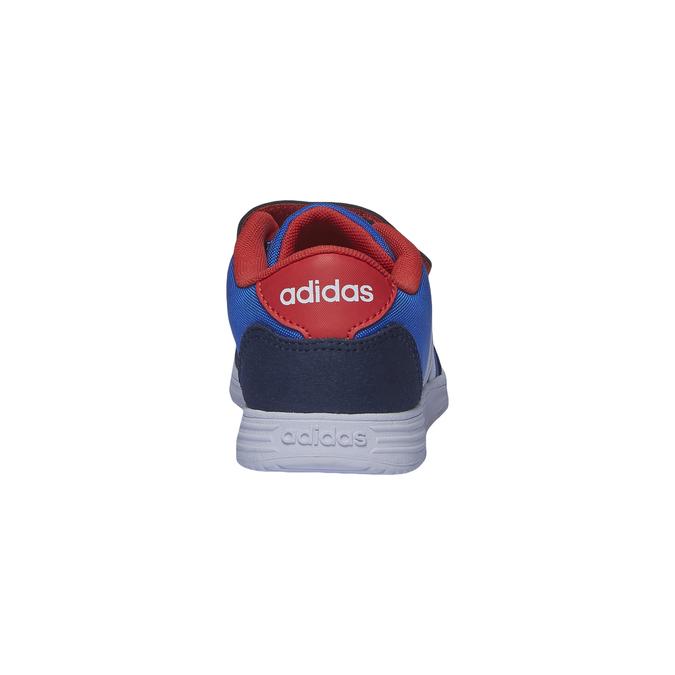 Detská obuv adidas, modrá, 309-9161 - 17