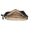 Čierna dámska kabelka bata, čierna, 969-6622 - 15