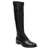 Kožené čižmy s výrazným zipsom bata, čierna, 596-6631 - 13