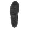 Čierne členkové tenisky nike, čierna, 501-6342 - 26